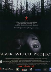 Blair Witch Project - thumbnail, okładka