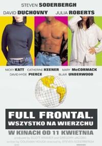 Full Frontal. Wszystko na wierzchu - thumbnail, okładka