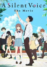 Koe no Katachi - thumbnail, okładka