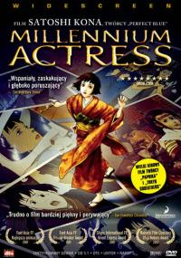 Millennium Actress - thumbnail, okładka