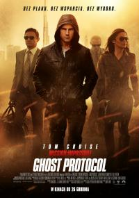 Mission: Impossible - Ghost Protocol - thumbnail, okładka