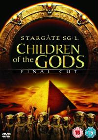 Stargate SG-1: Children of the Gods - Final Cut - thumbnail, okładka